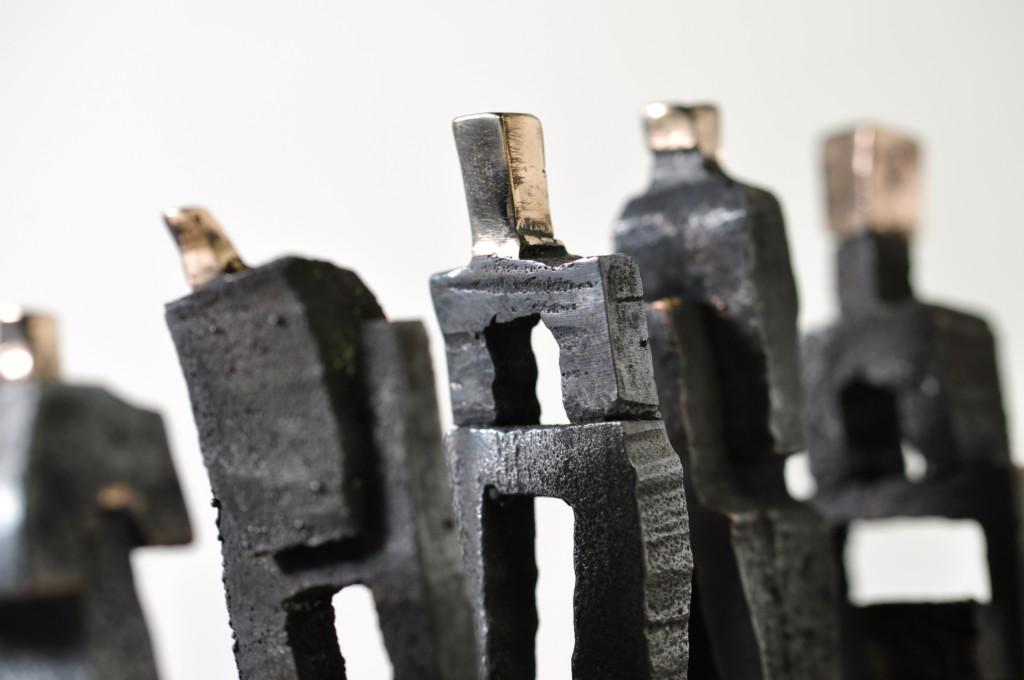 5 bronzefigurer