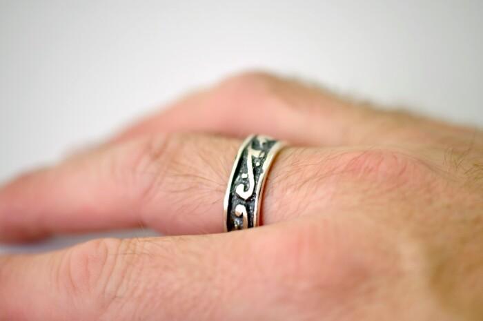 Fingerring - herre